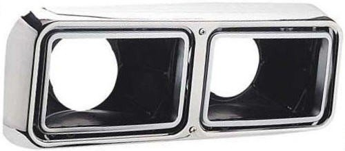 Hella 1025 - Twin Headlamp Housing
