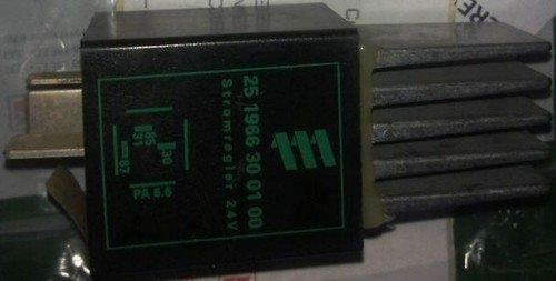 Eberspacher STROMREGLER 251966300100 - Heater 24V Glow Plug Relay